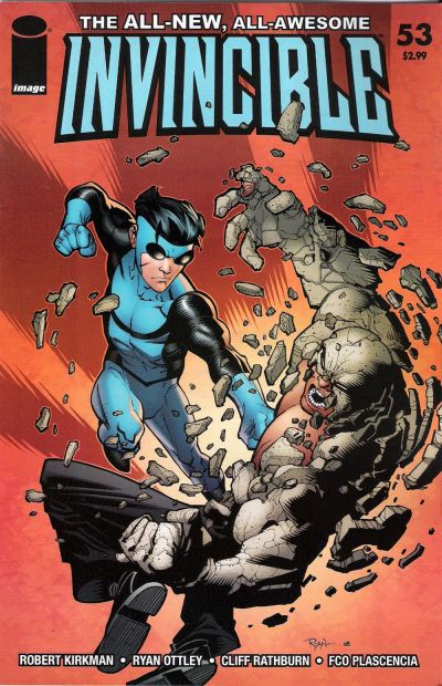 Cover for Invincible (Image, 2003 series) #53