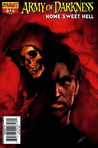 Cover for Army of Darkness (Dynamite Entertainment, 2007 series) #12