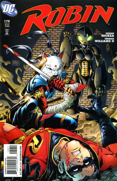 Cover for Robin (DC, 1993 series) #179