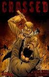 Cover for Crossed (Avatar Press, 2008 series) #1 [Regular Cover - Jacen Burrows]