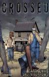 Cover for Crossed (Avatar Press, 2008 series) #2 [Regular Cover - Jacen Burrows]