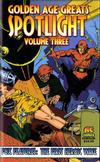 Cover for Golden-Age Greats Spotlight (AC, 2003 series) #3