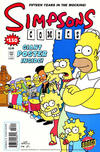 Cover for Simpsons Comics (Bongo, 1993 series) #150
