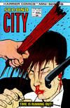 Cover for Second City (Harrier, 1986 series) #2