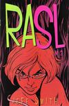 Cover for RASL (Cartoon Books, 2008 series) #3
