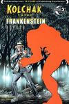Cover for Kolchak Tales: Frankenstein Agenda (Moonstone, 2007 series) #1