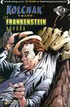 Cover for Kolchak Tales: Frankenstein Agenda (Moonstone, 2007 series) #2