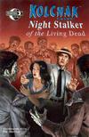 Cover for Kolchak Tales: Night Stalker of the Living Dead (Moonstone, 2008 series) #3