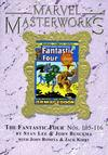 Cover for Marvel Masterworks: The Fantastic Four (Marvel, 2003 series) #11 (103) [Limited Variant Edition]