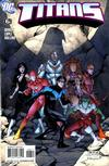 Cover for Titans (DC, 2008 series) #6