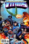Cover for Titans (DC, 2008 series) #8