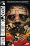 Cover for Unknown Soldier (DC, 2008 series) #1