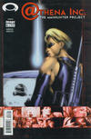 Cover for Athena Inc. The Manhunter Project (Image, 2002 series) #6 [Cover B]