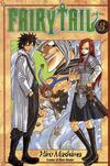 Cover for Fairy Tail (Random House, 2008 series) #3