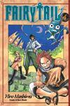 Cover for Fairy Tail (Random House, 2008 series) #4
