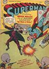 Cover for Superman (Simcoe Publishing & Distribution, 1949 series) #62