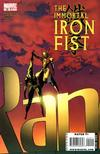 Cover for The Immortal Iron Fist (Marvel, 2007 series) #19