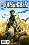 Cover for Jonah Hex (DC, 2006 series) #38