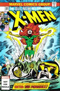 Cover Thumbnail for X-Men Vol. 1, No. 101 [Marvel Legends Reprint] (Marvel, 2004 series)
