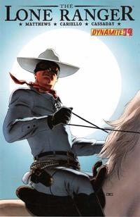 Cover Thumbnail for The Lone Ranger (Dynamite Entertainment, 2006 series) #14