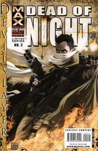Cover Thumbnail for Dead of Night Featuring Devil-Slayer (Marvel, 2008 series) #2