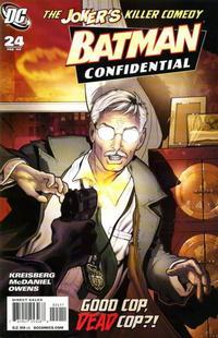 Cover Thumbnail for Batman Confidential (DC, 2007 series) #24