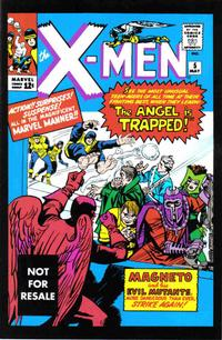 Cover Thumbnail for X-Men No. 5 [Marvel Legends Reprint] (Marvel, 2005 series)
