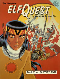 Cover Thumbnail for The Complete ElfQuest (WaRP Graphics, 1988 series) #4