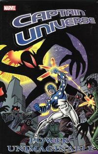 Cover Thumbnail for Captain Universe: Power Unimaginable (Marvel, 2005 series)
