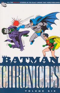 Cover Thumbnail for The Batman Chronicles (DC, 2005 series) #6