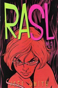 Cover Thumbnail for RASL (Cartoon Books, 2008 series) #3