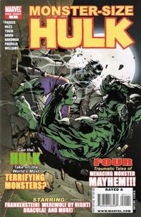 Cover Thumbnail for Hulk Monster-Size Special (Marvel, 2008 series) #1