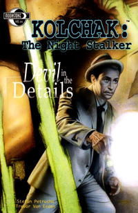 Cover Thumbnail for Kolchak the Night Stalker [Devil in the Details] (Moonstone, 2003 series)