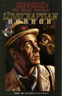 Cover Thumbnail for Kolchak the Night Stalker: The Lovecraftian Horror (Moonstone, 2007 series)