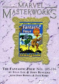 Cover Thumbnail for Marvel Masterworks: The Fantastic Four (Marvel, 2003 series) #11 (103) [Limited Variant Edition]