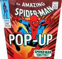 Cover Thumbnail for The Amazing Spider-Man Pop-Up (Candlewick Press, 2007 series)