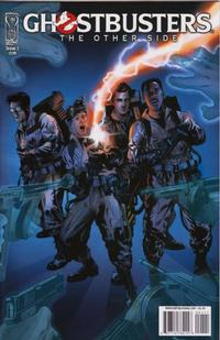 Cover Thumbnail for Ghostbusters: The Other Side (IDW, 2008 series) #1