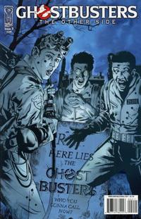 Cover Thumbnail for Ghostbusters: The Other Side (IDW, 2008 series) #2