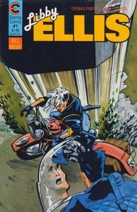 Cover Thumbnail for Libby Ellis (Malibu, 1988 series) #1