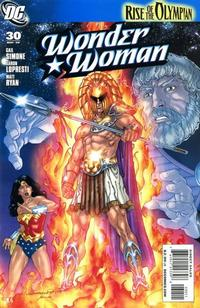 Cover Thumbnail for Wonder Woman (DC, 2006 series) #30