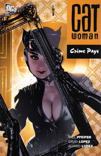 Cover Thumbnail for Catwoman (DC, 2002 series) #[nn] - Crime Pays