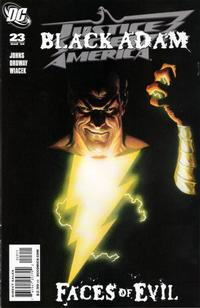 Cover Thumbnail for Justice Society of America (DC, 2007 series) #23