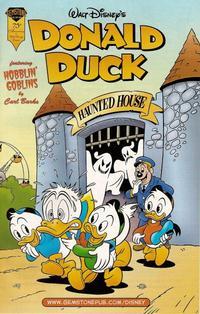 "Cover Thumbnail for Walt Disney's Donald Duck Featuring ""Hobblin' Goblins"" (Gemstone, 2005 series)"