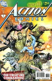 Cover Thumbnail for Action Comics (DC, 1938 series) #872 [Direct Sales]