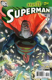 Cover for Superman (DC, 2006 series) #683 [Alex Ross Cover]