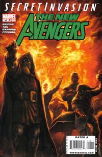 Cover Thumbnail for New Avengers (Marvel, 2005 series) #46