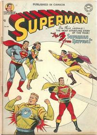 Cover Thumbnail for Superman (Simcoe Publishing & Distribution, 1949 series) #65