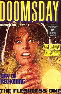Cover Thumbnail for Doomsday (K. G. Murray, 1972 series) #1