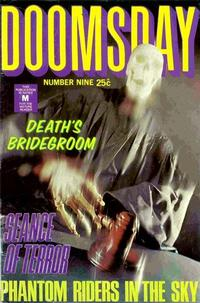 Cover Thumbnail for Doomsday (K. G. Murray, 1972 series) #9