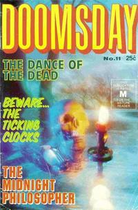 Cover Thumbnail for Doomsday (K. G. Murray, 1972 series) #11